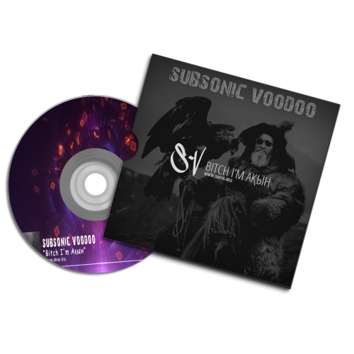 Subsonic Voodoo - Bitch I'm Ақын (Full HD 1080p/Dolby Digital Plus)