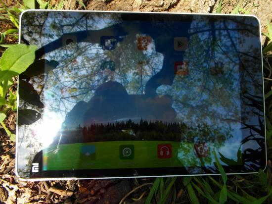 Защита Xiaomi MiPad - стекло Gorilla Glass 3