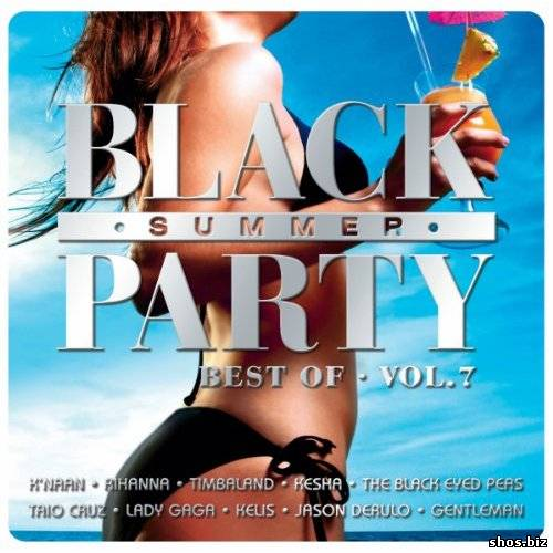 Best of Black Summer Party vol. 7 (2010)