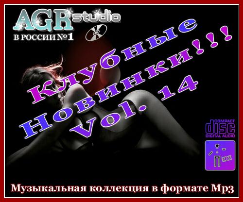 VA - Клубные Новинки Vol.14 from AGR (2011) MP3