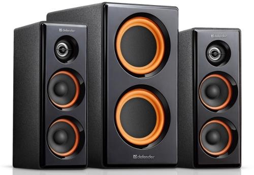Defender представила акустическую систему Avante X35 формата 2.1