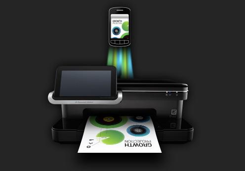 Принтеры HP с технологией ePrint первыми поддержали облачную печать Google Cloud Print