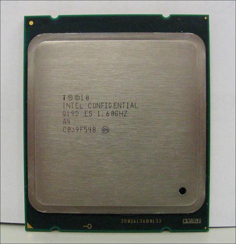 Восьмиядерник Intel Sandy Bridge-EP продается на eBay за $1359,99