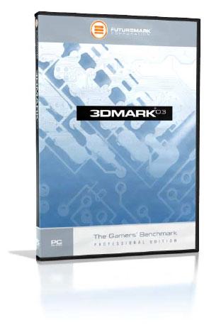 3DMark03. Год выпуска 2003 Версия v3.6.0 Разработчик Futuremark