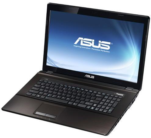 Ноутбук ASUS K73 получил процессор Sandy Bridge и графику NVIDIA GeForce GT 500