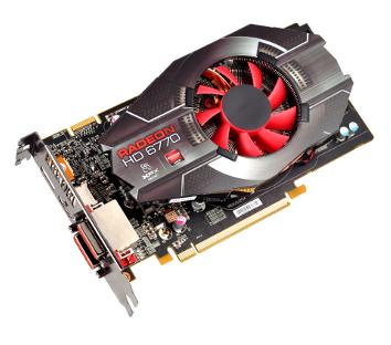 Версии Radeon HD 6770 и HD 6750 от XFX