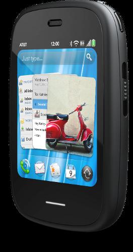 Смартфон HP Veer 4G начнет продаваться 15 мая