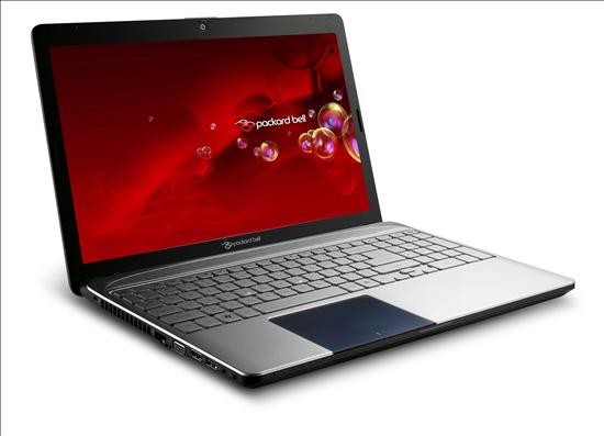 Обновленные ноутбуки Packard Bell EasyNote NX и TX появятся в июне
