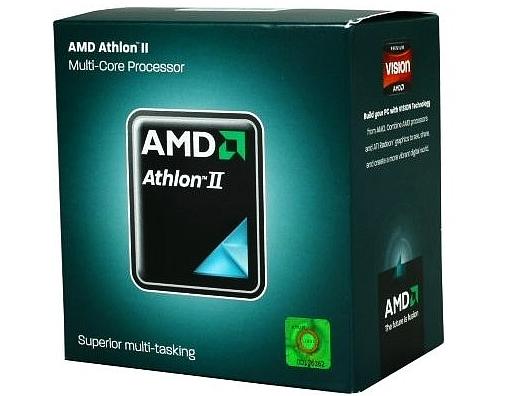 Четырехъядерник AMD Athlon II X4 650 дебютирует в текущем квартале