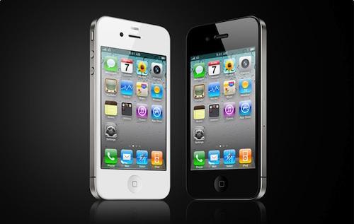 Дебют белого iPhone 4 может состояться 27 апреля
