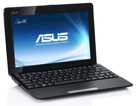 Недорогой нетбук ASUS Eee PC 1015PX вышел в продажу