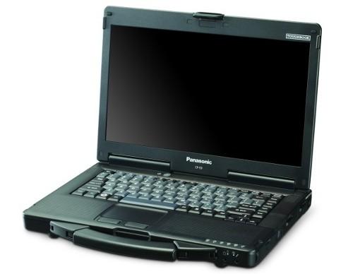 Прочный ноутбук Panasonic Toughbook CF-53 дебютирует летом