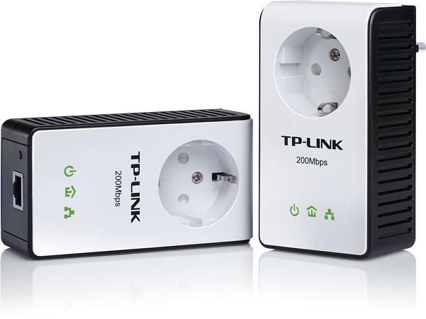 TP-LINK создала адаптер для передачи данных по электрической сети TL-PA251