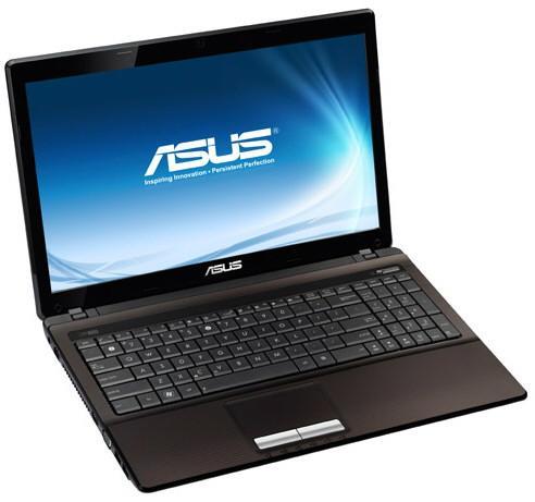 15,6-дюймовый ноутбук ASUS K53U на основе AMD Brazos поступает в продажу