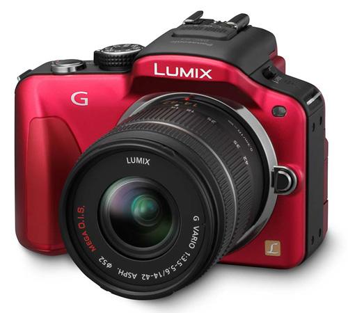Panasonic LUMIX DMC-G3 претендует на звание самой компактной системной камеры