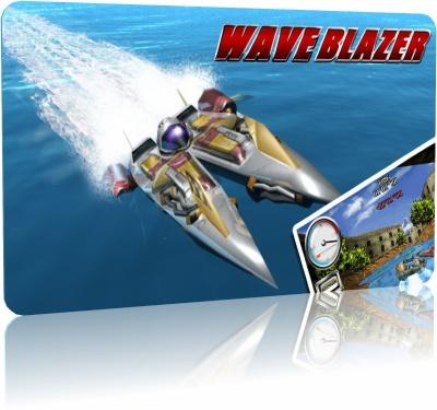 Wave Blazer v.1.0.5 Lite - гонки на скоростных катерах