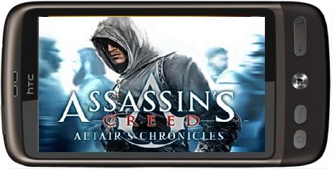 Скачать игру экшен 3D Assassin's Creed v.3.4.6