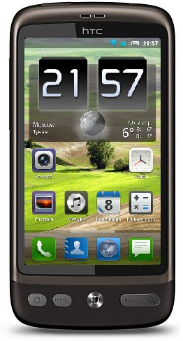 Прошивка HTC Desire Android 2.3 custom FCR MIUI R19.1 (RUS) by Furniel
