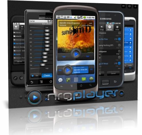 NRG Player v.1.0.3 Rus - плеер c графическим эквалайзером и пресетами