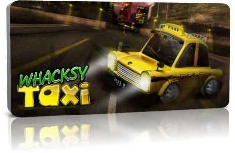 Whacksy Taxi v.1.04 - симулятор таксиста