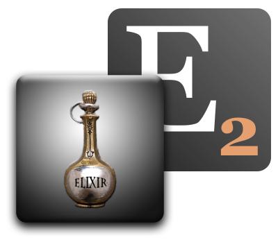 Elixir v.1.12.5.3 + Rus + Personal Add-on - информация о системе + виджеты + Elixir 2 v2.0.1