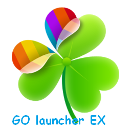 GO launcher EX v2.22 Rus + DockBar Notification v.1.1 + Theme