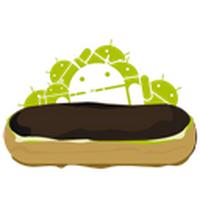 Вслед за первой прошивкой выходит более стабильная Android 2.0 и ее сладкое название Eclair
